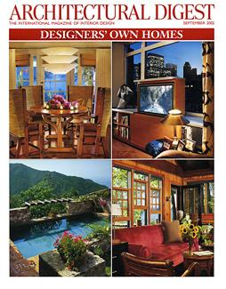 Architectural Digest Magazine Press