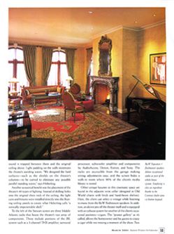 Audio Video Interiors Magazine Press Enos Reese Co